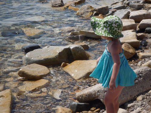 chapeau fillette