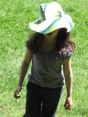chapeau Kids à Versailles