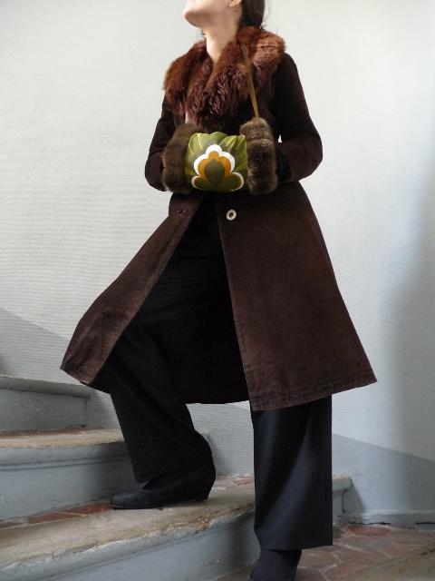 manchon Ladies à Versailles
